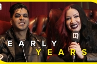 New Years Day's Ash Costello & Nikki Misery - Early Years
