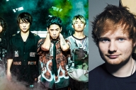 ONE OK ROCK Will Be Supporting Ed Sheeran On Tour