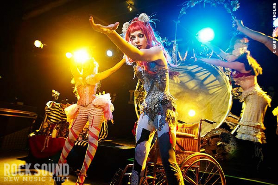 Agree, rather Emilie autumn live