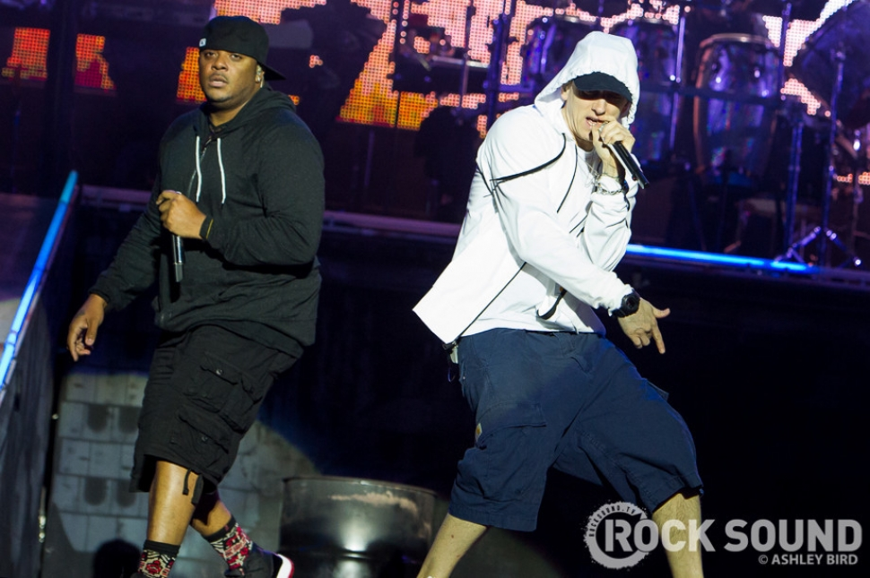 Reading / Leeds Festival 2013 Photos: Eminem