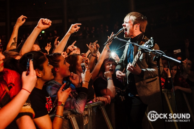 "Enter Shikari In London: ""An Hour-And-A-Half Of Baffling, Bonkers Power."""
