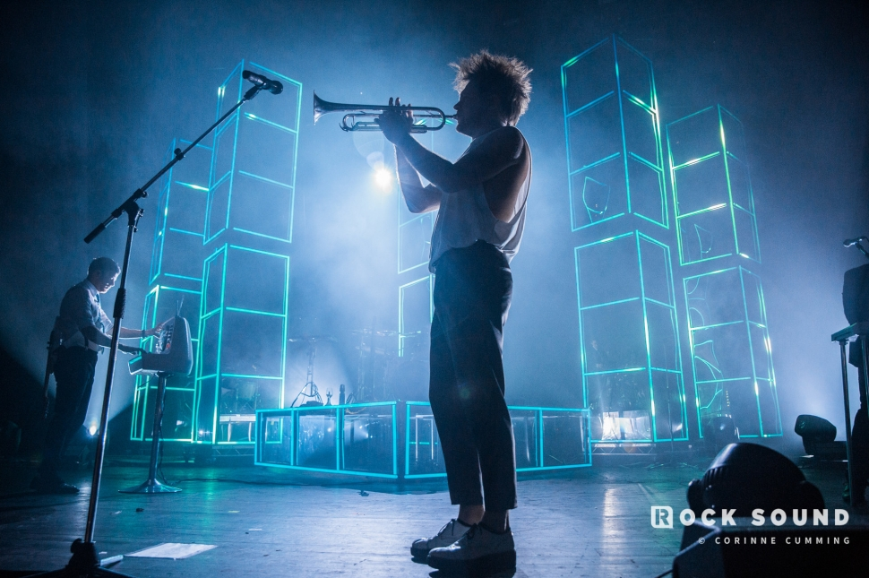 Enter Shikari, O2 Brixton Academy, January 12 // Photo: Corinne Cumming