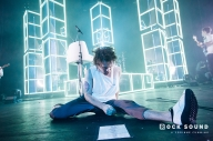 All The Action From Enter Shikari's Huge London Headline Show, With Palaye Royale And Black Peaks