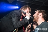 This Is What Enter Shikari's Hot, Sweaty, TINY London Show Looked Like