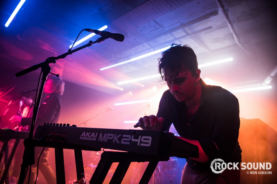 Enter Shikari, London Borderline, July 31 // Photo credit: Ben Gibson