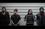 Escape The Fate Beat Themselves Up In Their New Video