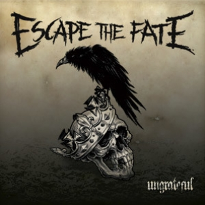 Escape The Fate - Ungrateful Cover