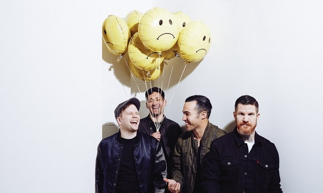 Hear A New Version Of Fall Out Boy's 'Champion'