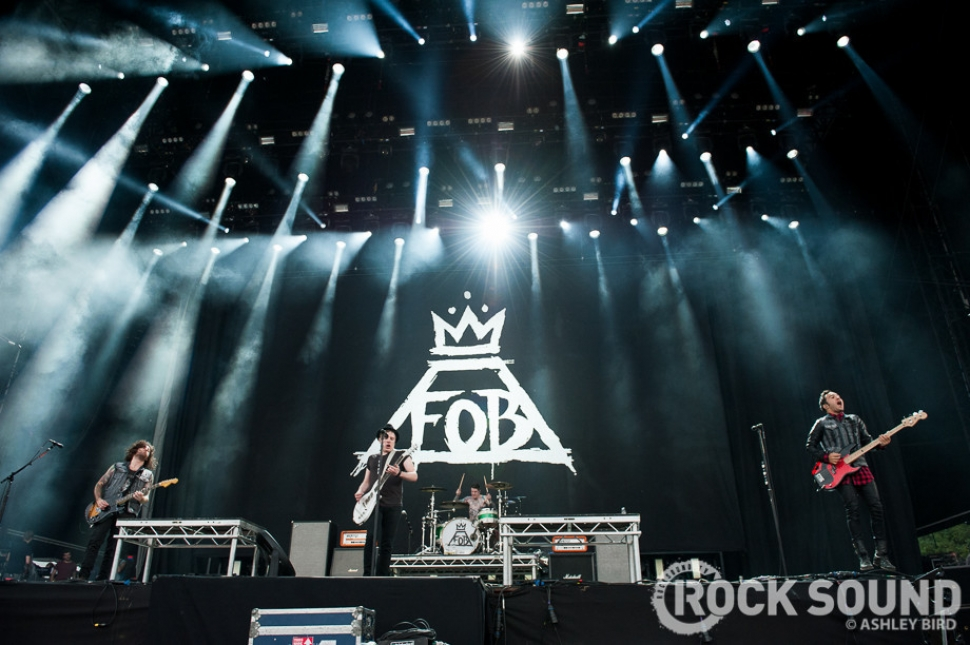 9 Reasons We Can't Wait For Another Fall Out Boy UK Tour