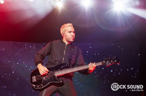 "Fall Out Boy's Pete Wentz On 'M A  N   I  A': ""We're Done Recording, Officially"""