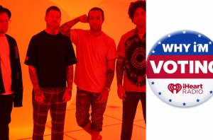 Fall Out Boy Have Joined iHeartMedia's 'Why I'm Voting' Campaign