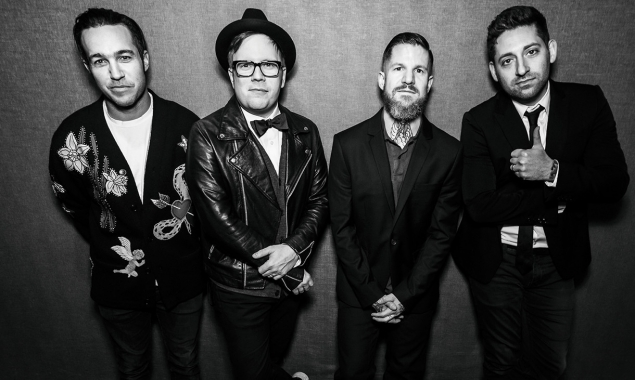 "Fall Out Boy's Pete Wentz: ""We Were Never Supposed To Be Here"""