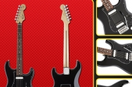 Win A Fender Strat Worth £539