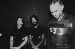 LISTEN: FEVER 333's Vicious New Song 'BITE BACK'