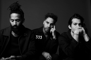 The Fever333 Have Announced Their Debut Album, Released The First Single