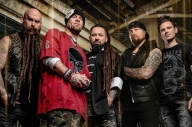 Five Finger Death Punch Have Confirmed Their New Guitairist After The Departure Of Jason Hook