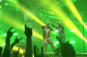 Watch A Granny Rock Out On Stage With Five Finger Death Punch