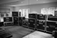 Fightstar Just Tweeted A Picture Of Loads Of Fightstar Flight Cases And Now We're Losing Our Shit