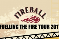 Here's The Line-Up For Fireball's Fuelling The Fire Tour 2017