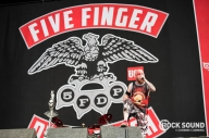 Five Finger Death Punch Have Announced A Free Show