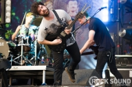 Reading / Leeds Festival 2013 Photos: Foals