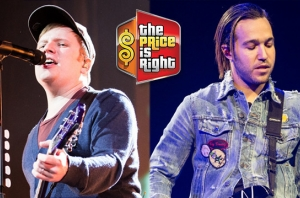 Watch Fall Out Boy Make A Guest Appearance On 'The Price Is Right'