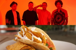 Fall Out Boy Have Released Their Own Taco To Raise Money For Charity