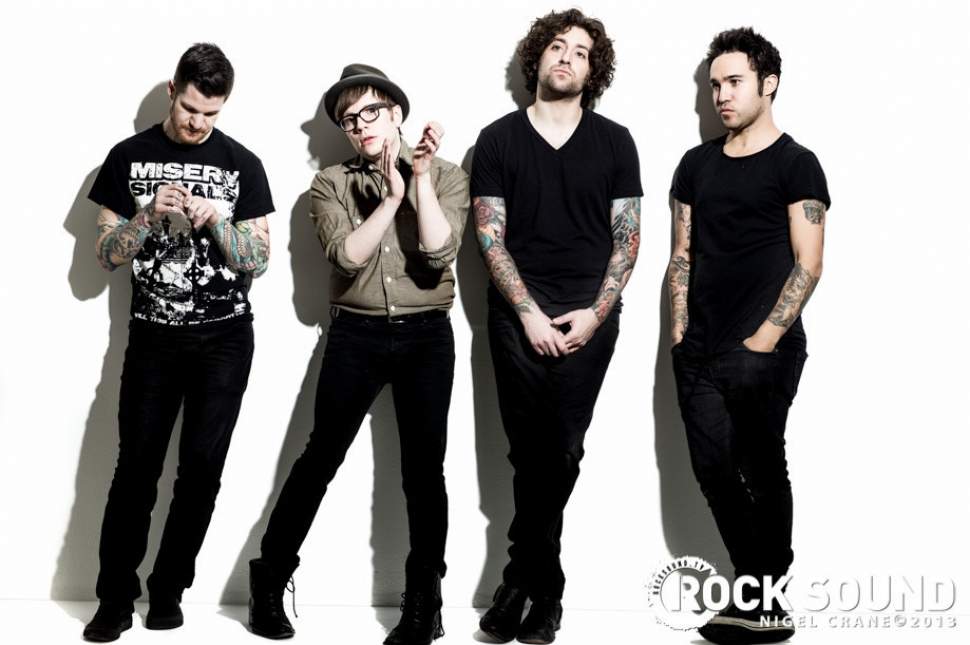 Exclusive Fall Out Boy Cover Gallery