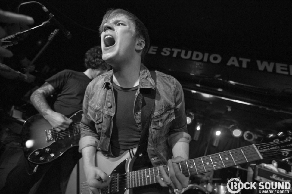 Live & Loud: Fall Out Boy In NYC!