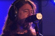 Watch Foo Fighters Play The Live Lounge