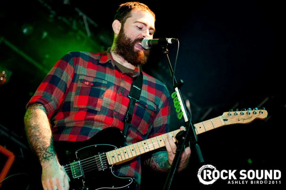 Four Year Strong, Sonisphere 2011