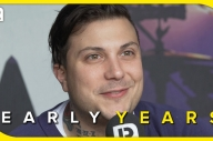 Frank Iero On His First Band & Learning To Play Drums - Early Years