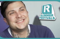 Frank Iero On That MCR Lyric Reference, The Future Violents & Playing Warped Tour 25