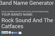 What Should Your Band Be Called?