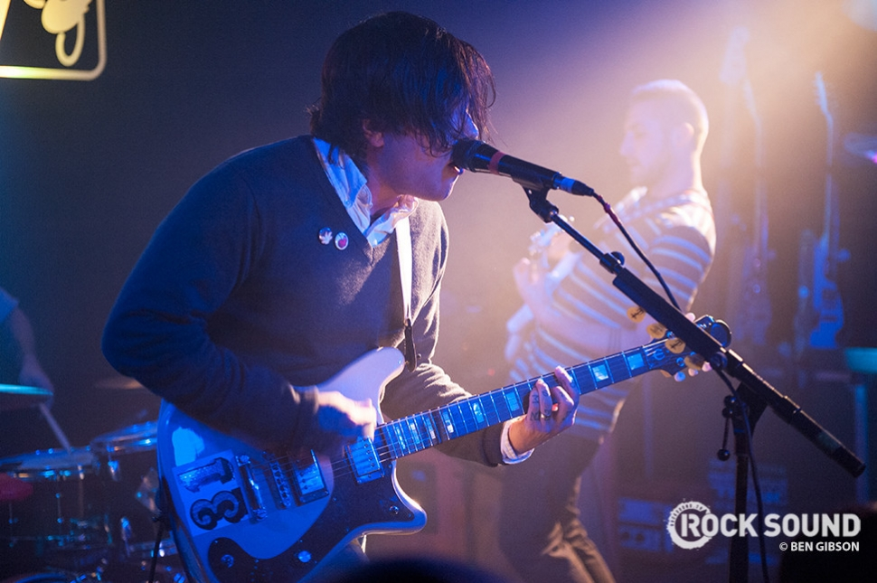 We said hello again to an old friend in November, as Frank Iero took over the Barfly in London for his first ever UK headliner.