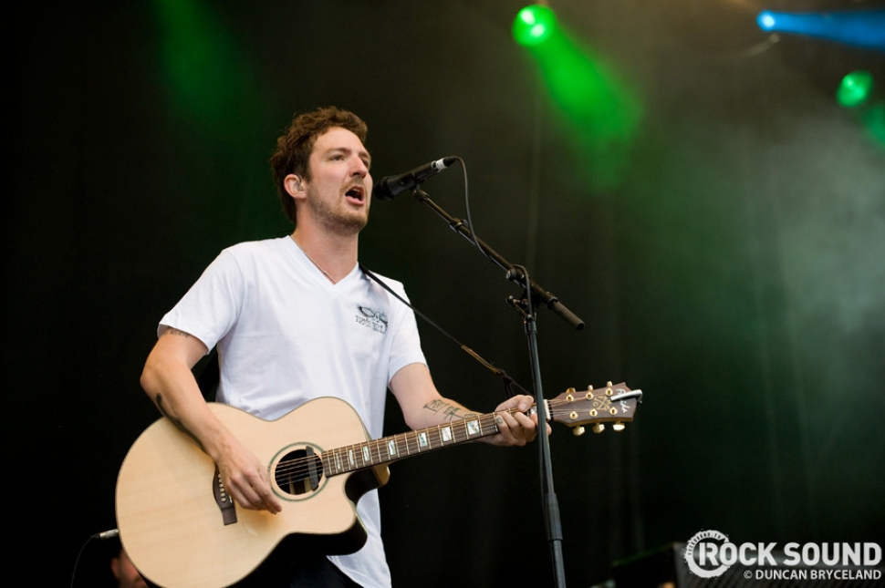 T In The Park 2012 Live And Loud: Frank Turner & The Sleeping Souls