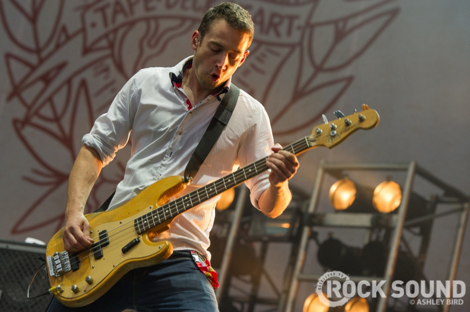 Reading / Leeds Festival 2013 Photos: Frank Turner
