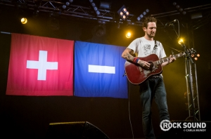 7 Photos Of Frank Turner Being Lovely At Reading Festival
