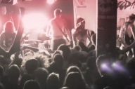 Did You See Feed The Rhino At The Underworld In October? If So, You're Probably In Their New Vid.
