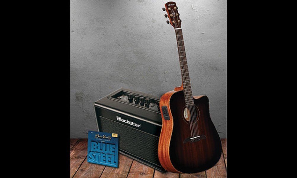 Win A Guitar + Amp Package Worth £900! - Competition - Rock