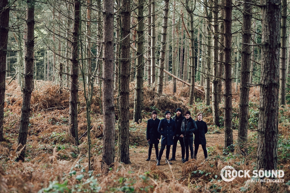 Fearless Vampire Killers, 'Regret' Video Shoot // Photo credit: Justine Trickett