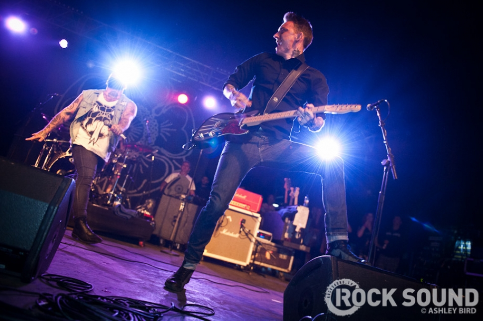 Reading And Leeds Festival 2012 Live And Loud: Gallows
