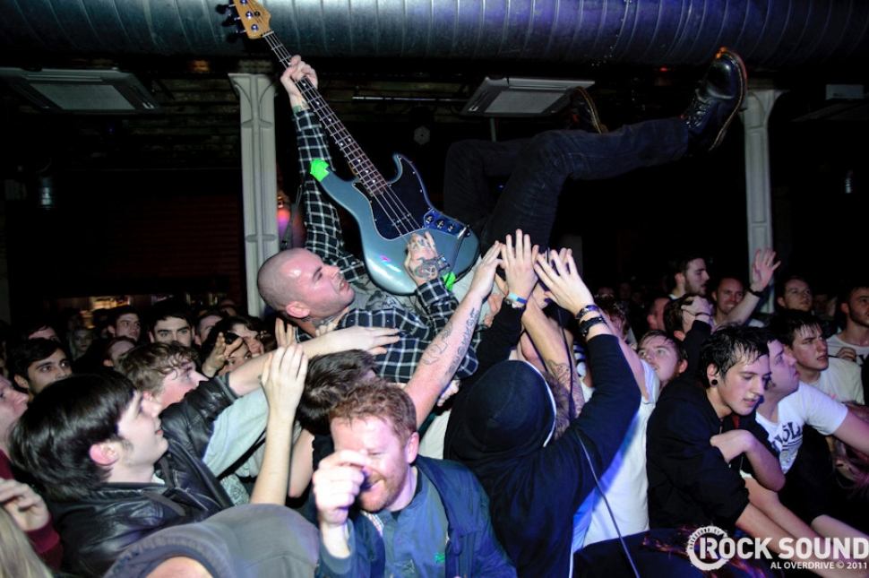 Live And Loud: Gallows, The London Return