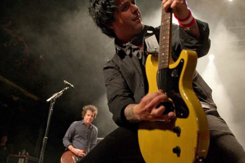 Live And Loud: Green Day's Return To The Stage!