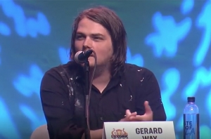 Gerard Way is Taking Part In A Virtual Panel As Part Of Comic-Con @ Home