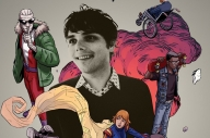 Listen To Gerard Way's New Comic Book Playlist