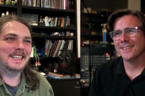 WATCH: Jim Adkins Chat To Gerard Way About Inspiration & Expectations Within The Creative Process