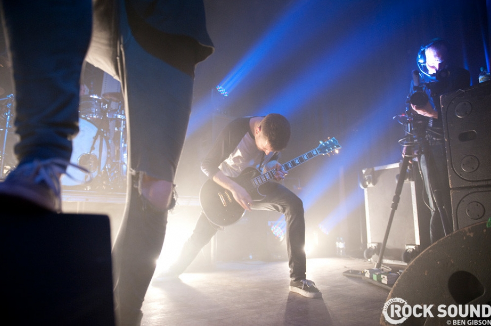 Architects' Album Release Show In Brighton