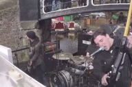 Here Is A Video Of Gnarwolves Playing On A Barge