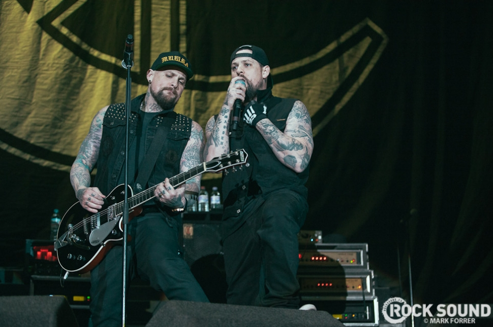 Good Charlotte, Manchester Arena, February 12 // Photo credit: Mark Forrer